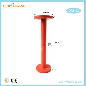 Small Light Plastic Bobbin For Braiding Machine Spindle