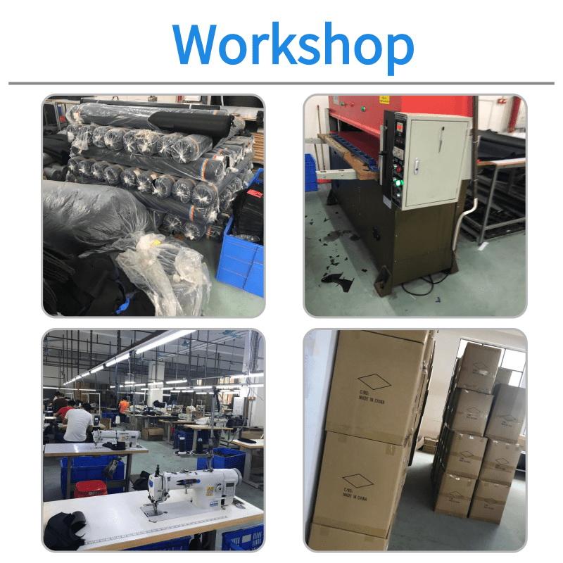 Backpack Workshop