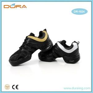 Reasonable price Ba44 Breathable Mesh Modern Sports Dance Shoes Women Dance Sneakers