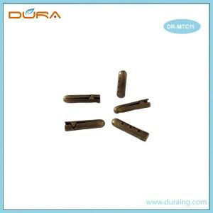 DR-MTC11 shoelace metal aglets