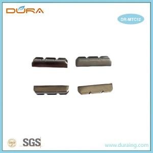 DR-MTC12 shoelace metal aglets