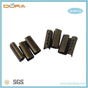 DR-MTC16 shoelace metal aglets