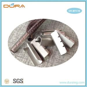 DR-MTC18 shoelace metal aglets