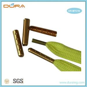 DR-MTC19 shoelace metal aglets