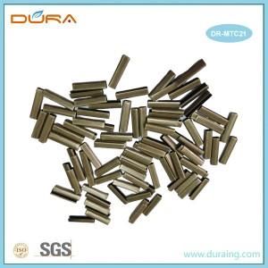 DR-MTC21 shoelace metal aglets
