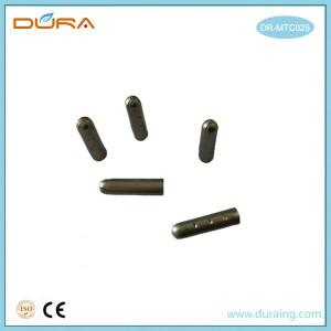 DR-MTC25 metal shoelace aglets