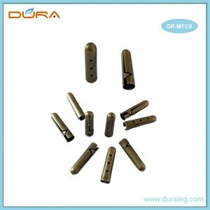 DR-MTC9 shoelace metal aglets
