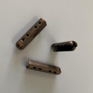 DR-MTC33 metal shoelace aglet