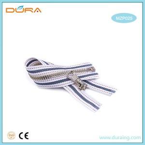 MZP025 Metal Zipper
