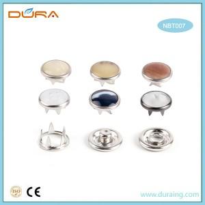 NBT007 Ring Snap Button