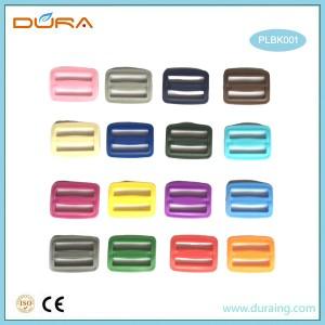 PLBK001 Colorful Plastic Buckle