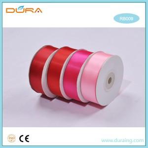 Polyester Lace Satin Ribbon